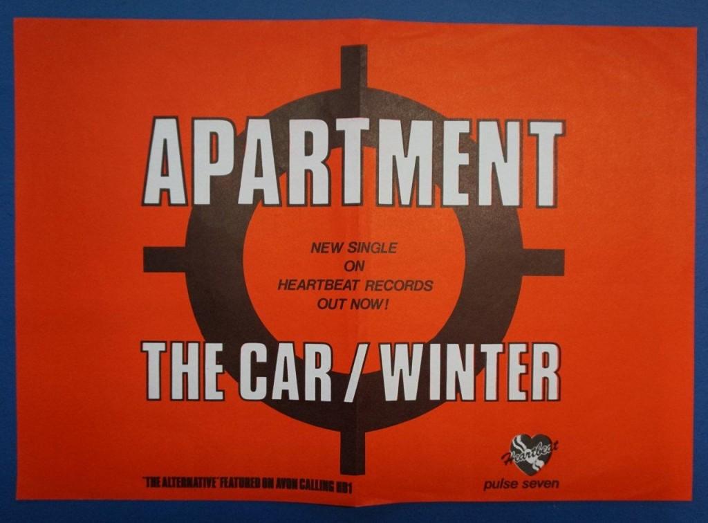 DSC00064 Apartment poster
