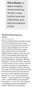 Bristol Roots Explosion Wire Mag June 2016