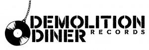 Demolition Diner Records Logo jpeg