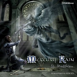 MERCURY RAIN Packshot