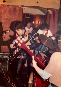 Gold at The Stonehouse 1982