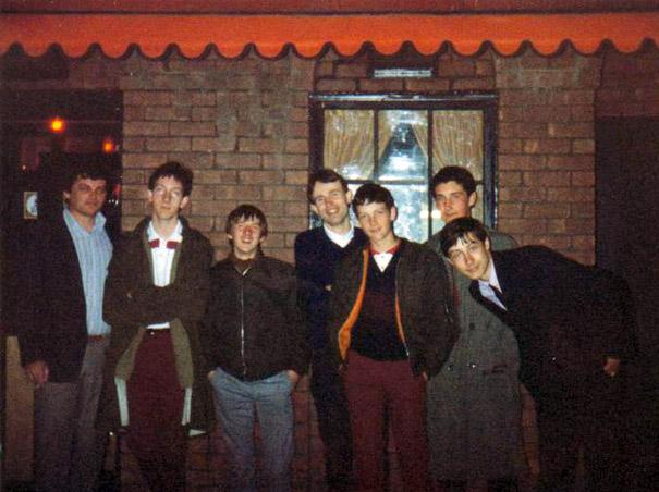 Steamers Mod Club 1980